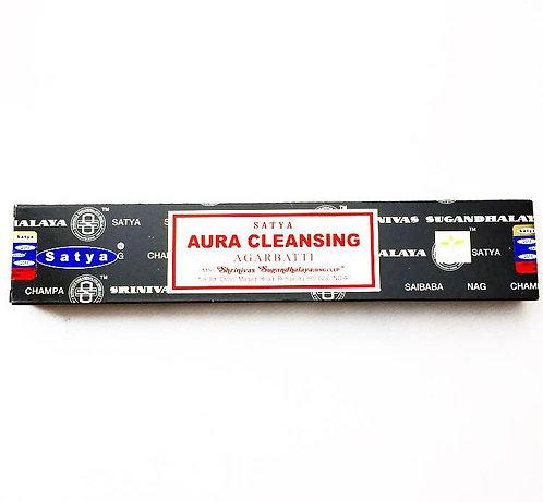 Satya Incense- Aura Cleansing