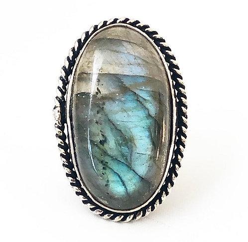 Jaaduee Stone Ring