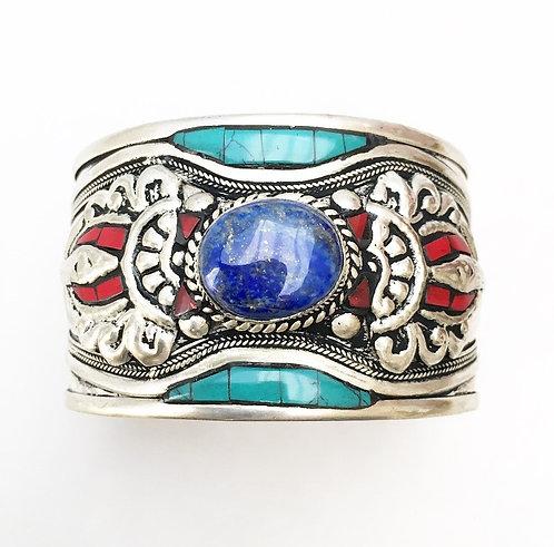 Lapis Lazuli Sundarata Cuff