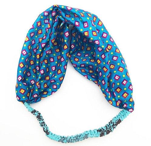 Mumbai Sari Headband