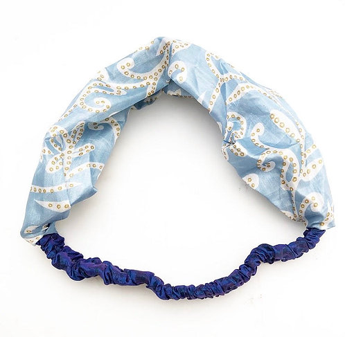 Jhansi Sari Headband