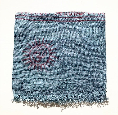 Large Storm Mantra Scarf