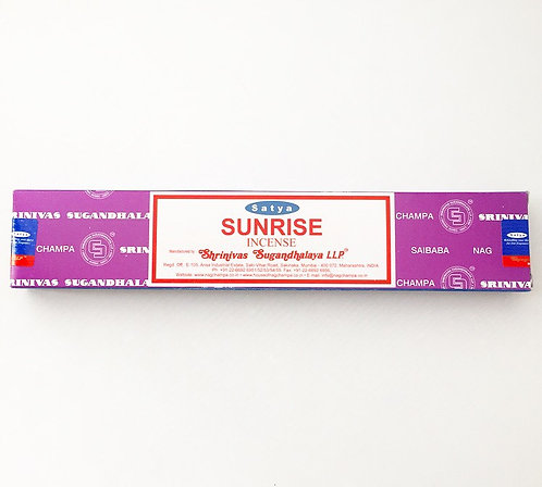 Satya Incense- Sunrise