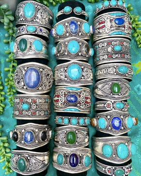 Beautiful selection of cuffs & bracelets