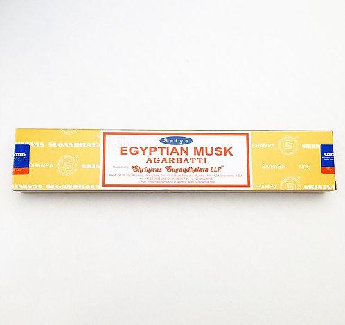 Satya Incense- Egyptian Musk