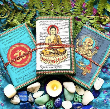 Handmade Journals from India