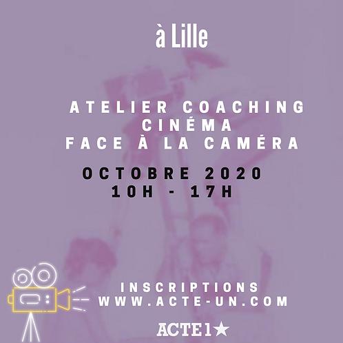 ATELIER CINÉMA - 3 OCTOBRE 2020