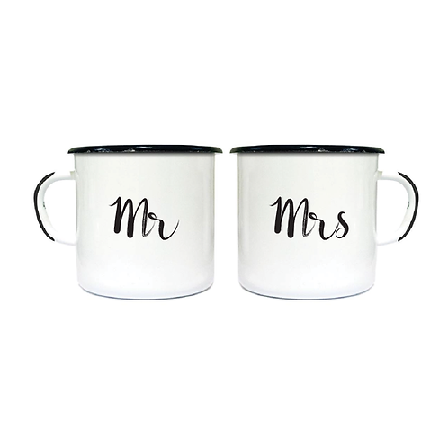 Mr&Mrs #travelmug