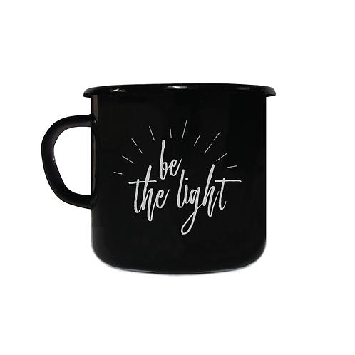 be the light #travelmug