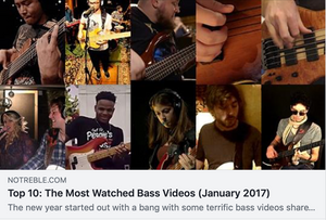 We have goosebumps looking at the other musicians who are on this list!