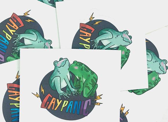 Pride 'Phibs Stickers