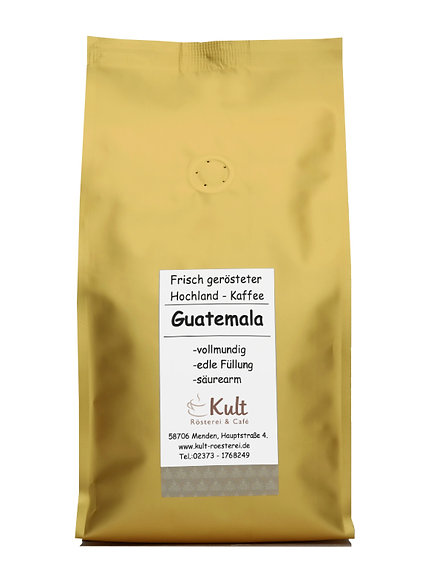 Guatemala- Lampocoy (Projekt-Kaffee)