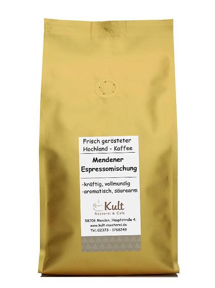 Mendener Espressomischung