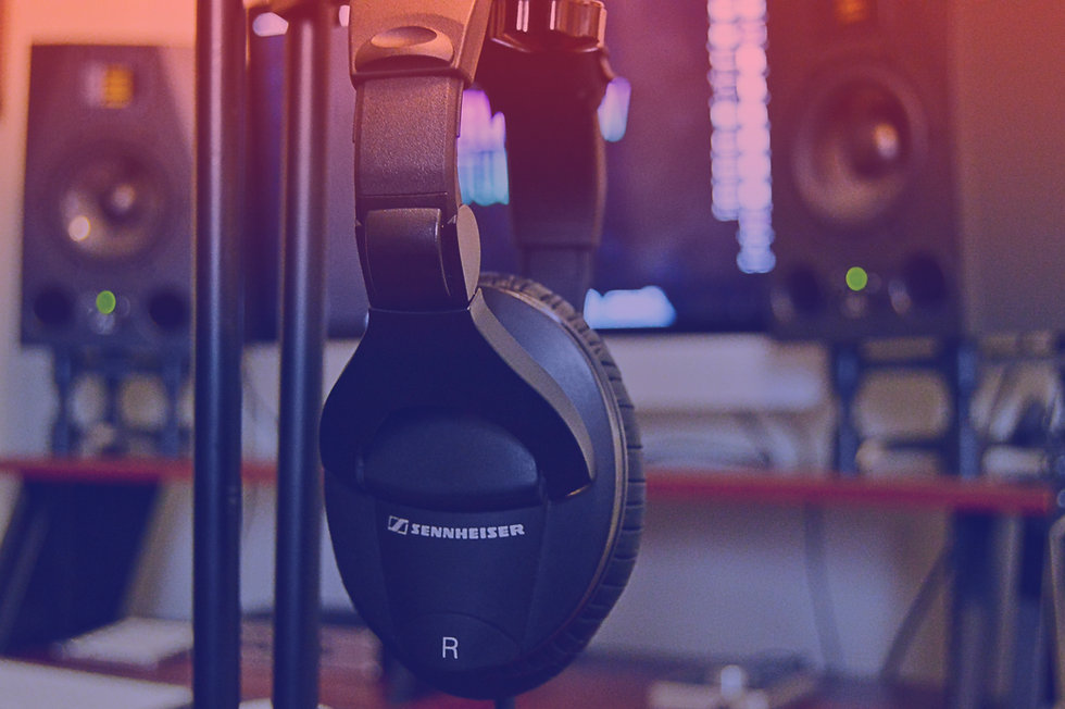 Sennheisers on Stand Gradient 2.jpg