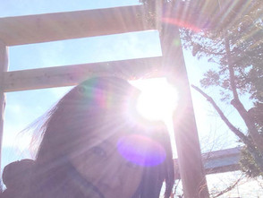今日は小正月☆先日になりますが、房州の神社へご挨拶に行って参りました☆