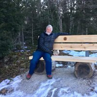 Bill on bench-Rotary.jpg