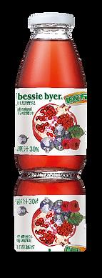 Bessie Byer石榴莓汁