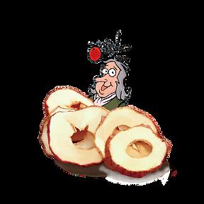 Bessie Byer蘋果脆片