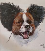 12x12; acrylic on canvas