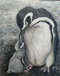 16x20; acrylic on canvas