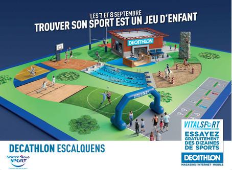 Vital Sport 2019 - Décathlon Escalquens