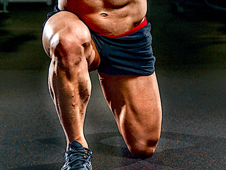 15 Ejercicios para trabajar tus piernas (con sólo una banda elástica y en cualquier lugar...)