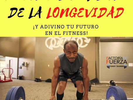 TE CONCEDO EL DON DE LA LONGEVIDAD (y te adivino tu futuro en el fitness)