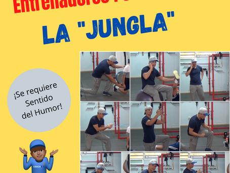 """Entrenadores Personales:""""La Jungla"""""""