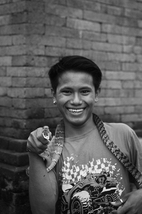 Sacred Snake