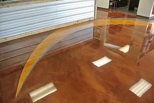 Metallic Epoxy Floor (Carrolltn Store)