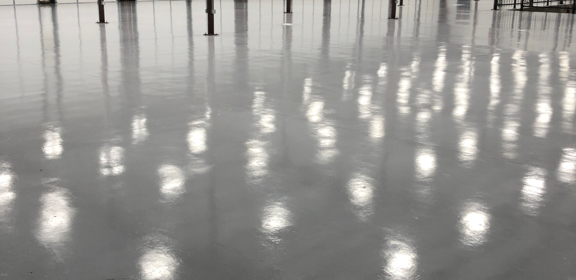 Pigmented Epoxy/Poly