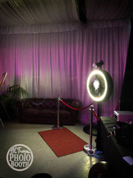 Mirror Booth - Party Setup