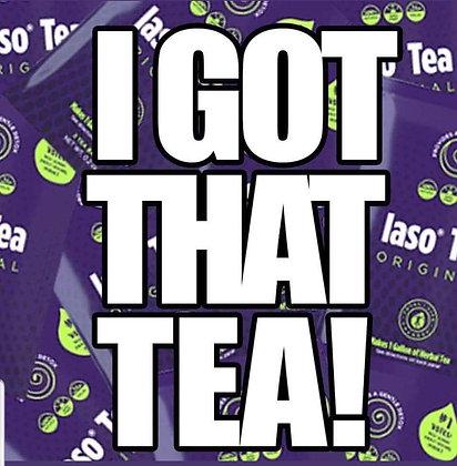 Iaso Tea (1 week supply)