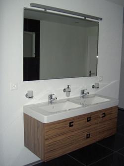Badezimmermöbel Binggeli Schreinerei