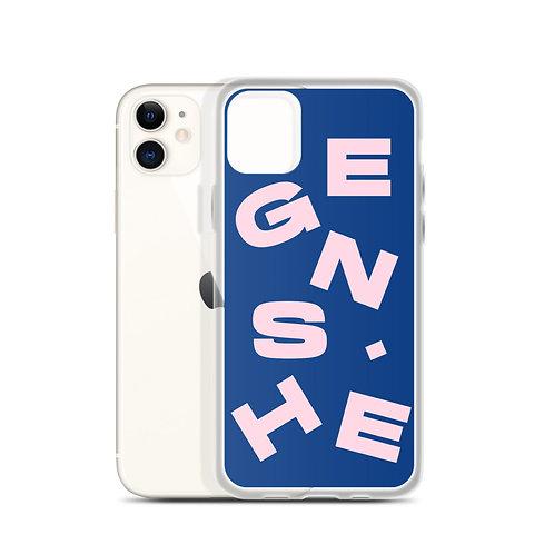 Gen. She iPhone Case