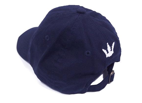 Navy Blue . Cap