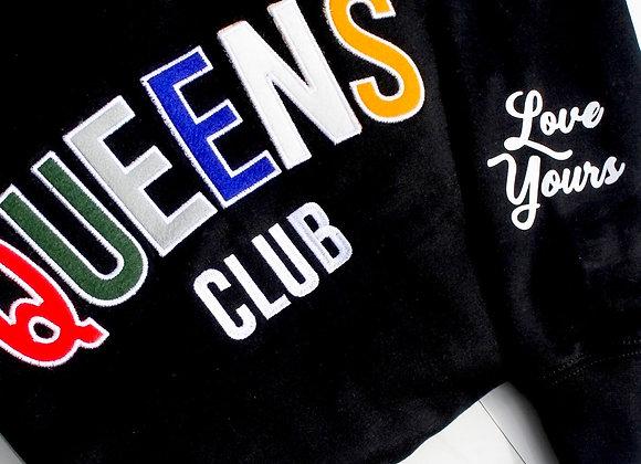 Queens Club (limited) Quarter Zip