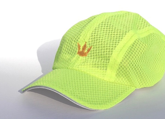Neon and Gold logo - Mesh Chill Cap