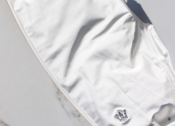 "Cycle Shorts  ""essentials"" - White"