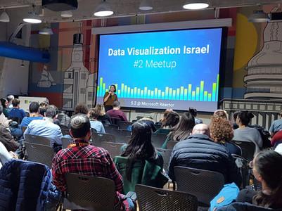 Data Visualization Israel Meetup