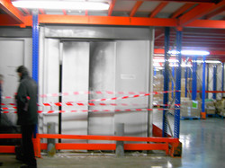 Ascenseur immobilisé