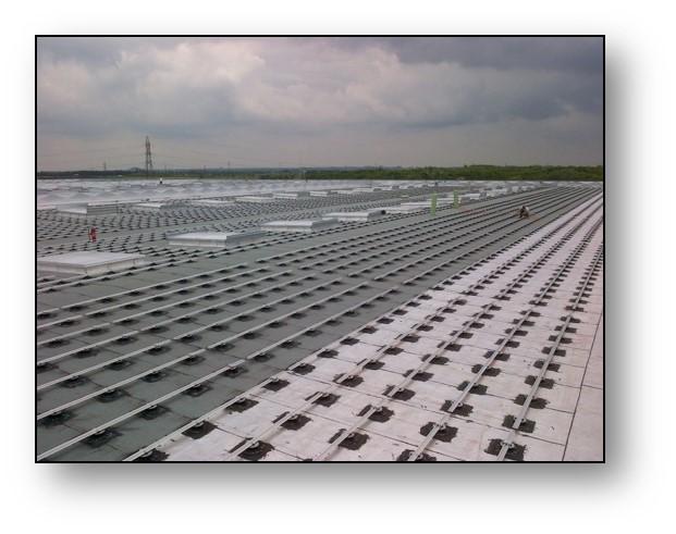 Sinistres panneaux solaires