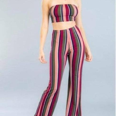 Striped Babe