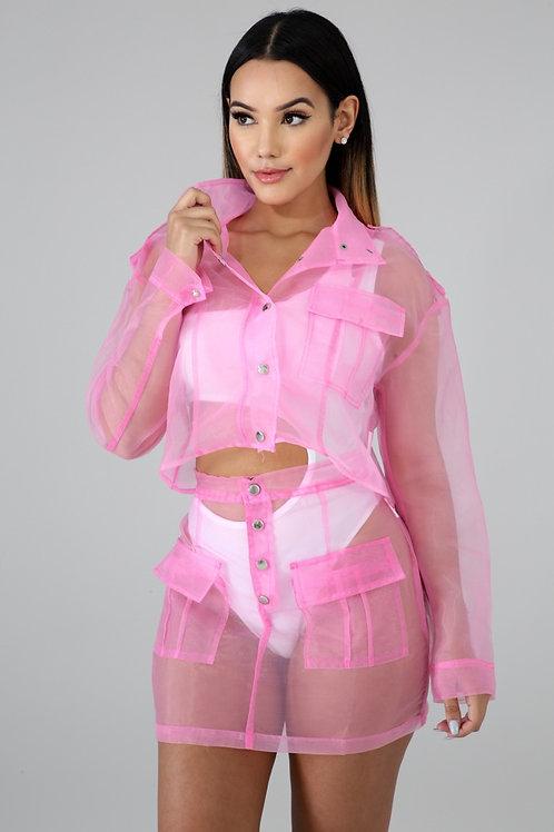 Mariah Pink Set