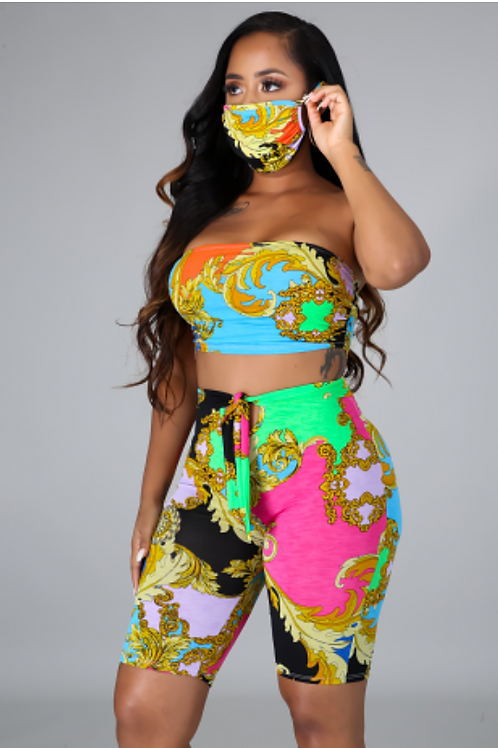 Mia 3 piece set