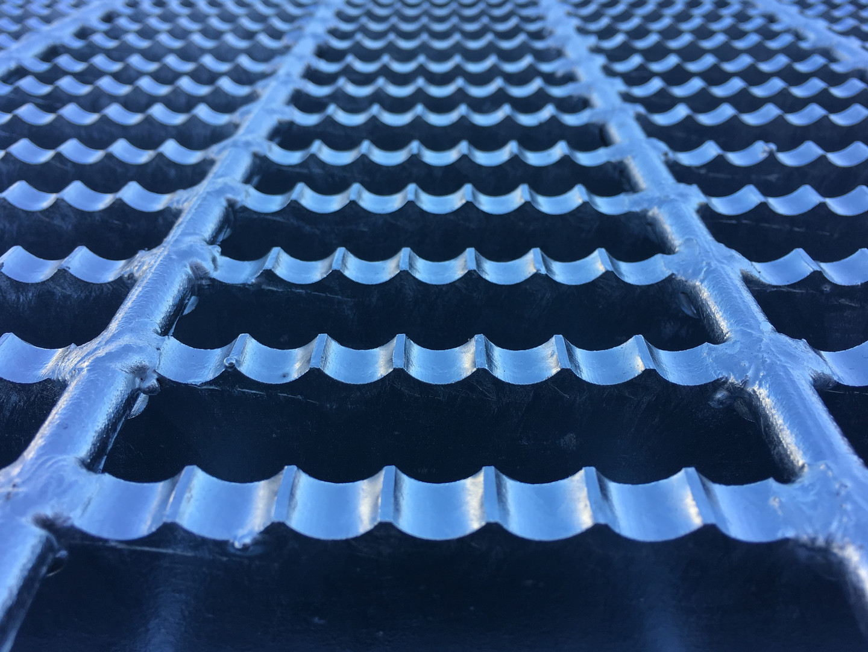 Serrated Steel Bar Grating