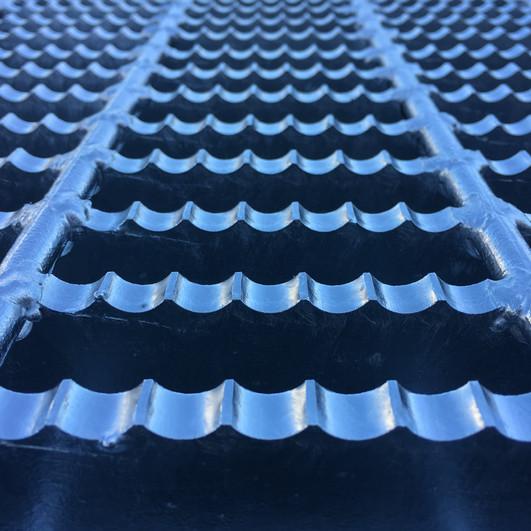 Handbuilt Heavy Duty Steel Bar Grating
