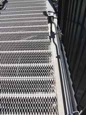 Diamond Plank Grating Floor System