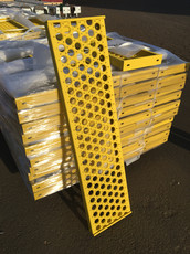 Custom Coated Safety Grip Plank