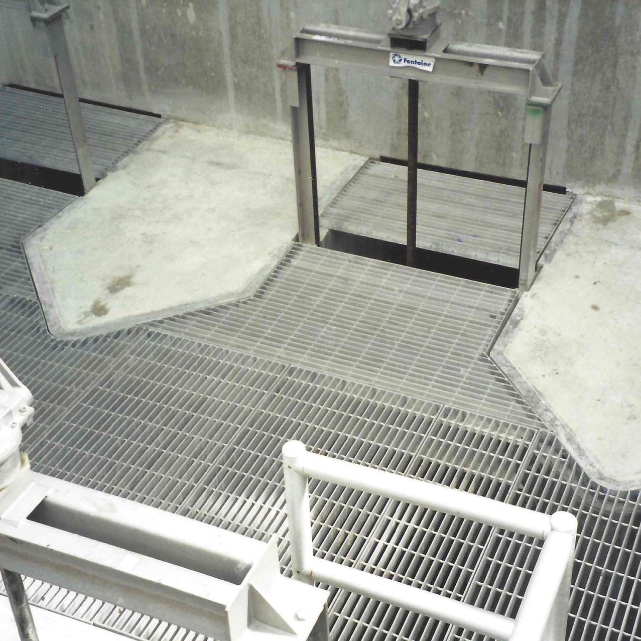 Aluminum Trench